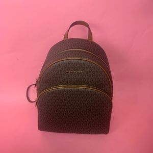 Authentic Michael Kors Abby  backpack